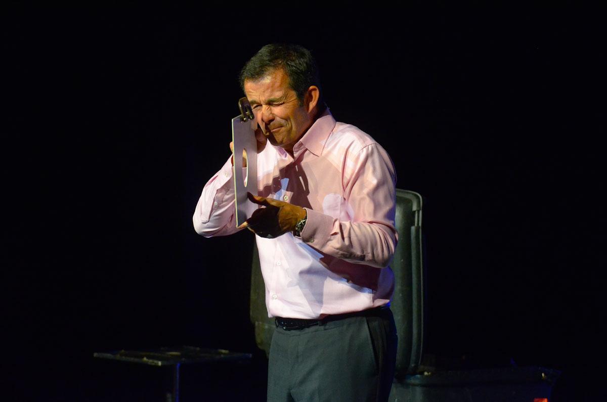 David Merry Performing