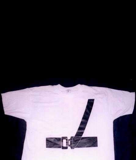 SEAT BELT T-Shirt