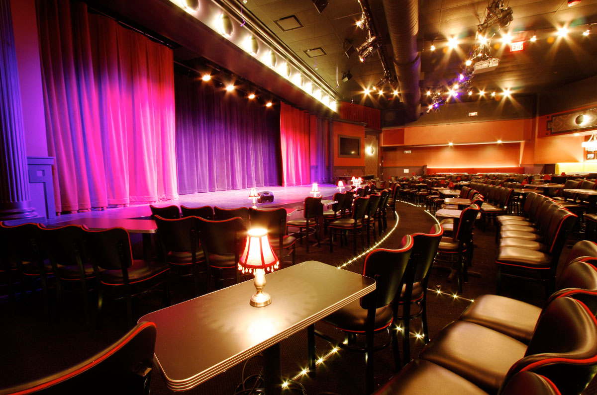 Second City Theatre